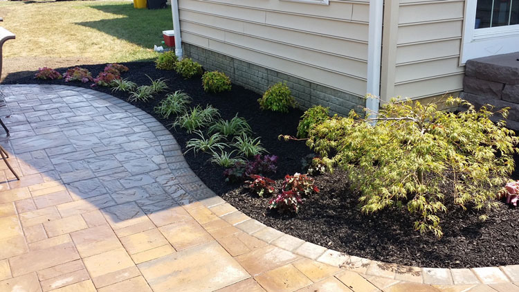 Lawn Care Landscaping Gallery In Anne Arundel County Md Blue