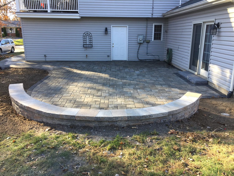 patio design in crownsville, md