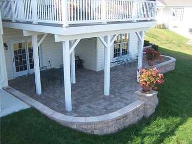 hardscape, patio design in pasadena md, severna park md, annapolis md